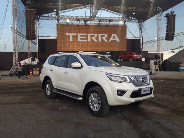 Nissan Terra E
