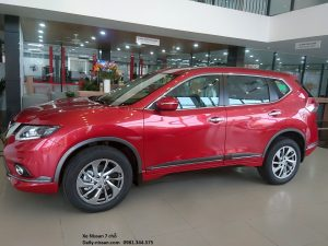 Xe ô tô Nissan 7 chỗ