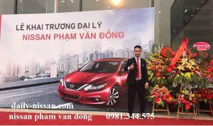 Nissan phạm văn đồng Đại Lý Nissan Tại Hà Nội