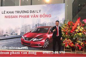 Đại Lý Nissan Tại Hà Nội