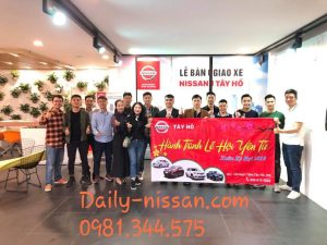 Đại Lý Nissan Tây Hồ-Nissan Phạm Văn Đồng