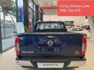 Nissan Navara EL Số Tự Động 1 Cầu (AT) Ngoại Thất