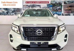 Giá Xe Nissan Navara 2021 Pro4X Màu Trắng