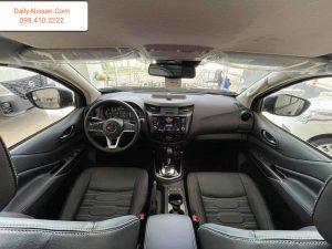 Nội Thất Nissan Navara 2021 Pro4x