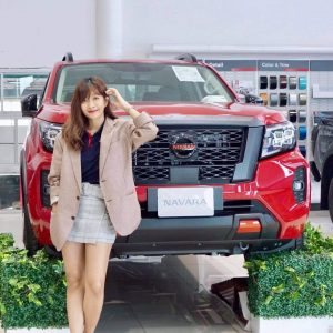 Nissan Navara Pro4X Đỏ