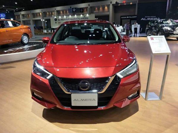 Nissan Almera EL 1.0 Turbo cvt