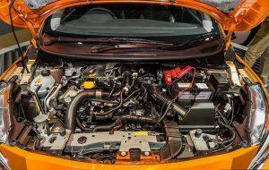 Động Cơ nissan almera el 1.0 turbo CVT